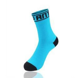 Antu Bamboo Waterproof Socks - Blue