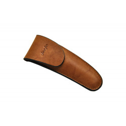 Deejo Belt Sheath Leather Natural 37 G