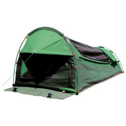 Down Under Brumby Double Deluxe Dome Canvas Swag