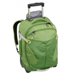 Eagle Creek Actify Wheeled Backpack 21 - Sage - 41L