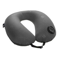 Eagle Creek Exhale Neck Pillow - Ebony
