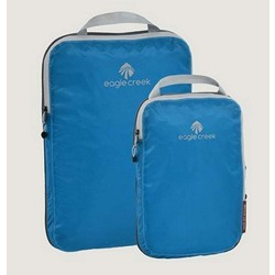 Eagle Creek Pack-It Spec Travel Compression Cube Set - Brilliant Blue