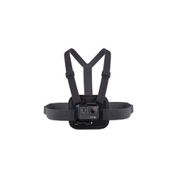 GoPro Chesty Chest Mount Camera Harness (2018) - Black