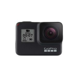 GoPro Hero7 Black 4K Action Camera - Black