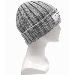 XTM Emerson Beanie - Light Grey Marle