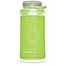 Hydrapak 1Ltr  Compact And flexible Stash Bottle - Green