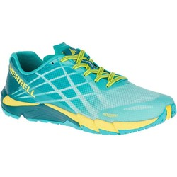 Merrell Bare Access Flex Womens Trail Running Shoes - Aruba Blue