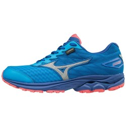 Mizuno Wave Rider 20 GTX Womens Gore-Tex Waterproof Trail Running Shoes