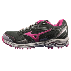 Mizuno Wave Daichi 3 Womens Trail Running Shoes - Dark Shadow/Athena