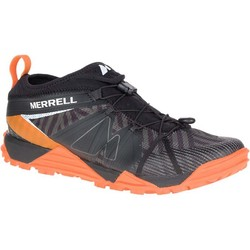 Merrell Avalaunch Tough Mudder Mens Trail Running Shoes - Mud Orange
