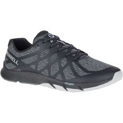 Merrell Bare Access Flex 2 Mens Running Shoes - Black