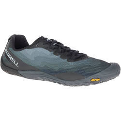 Merrell Vapor Glove 4 Womens Running Shoes - Black