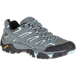 Merrell Moab 2 Womens Goretex Waterproof Hiking Shoes - Sedona/Sag