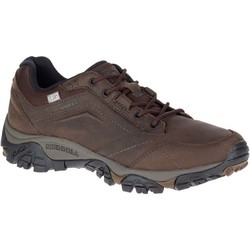 Merrell Moab Adventure Lace Mens Waterproof Hiking Shoes - Dk Earth