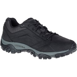 Merrell Moab Adventure Lace Mens Hiking Shoes - Black