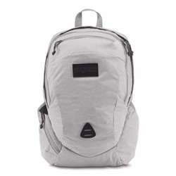 Jansport Wynwood Laptop Backpack - Grey Heathered Poly