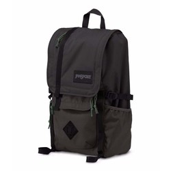 Jansport Hatchet Laptop Backpack - Grey Tar