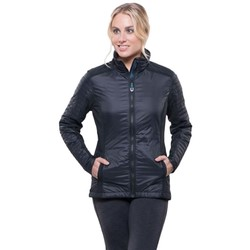 KUHL Firefly Womens Insulated Jacket - Raven