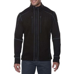 KUHL Interceptr Mens Fleece Jacket - Charcoal