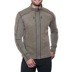 KUHL Interceptr Mens Fleece Jacket - Oatmeal