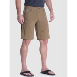 KUHL Radikl Mens Shorts - Dark Khaki