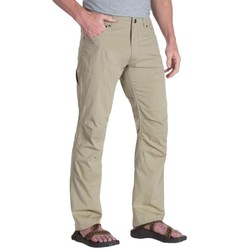 KUHL Kontra Air Mens Lightweight Stretchy Pants - Saw Dust