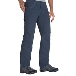 Kuhl Revolvr Mens Stretch Pants - Rapids Blue