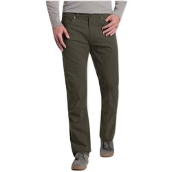 KUHL Revolvr Mens Full Fit Pants - Olive Brow