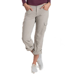 Kuhl Splash Womens Roll Up Pants - Light Khaki