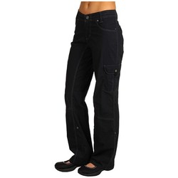 Kuhl Splash Womens Roll Up Pants - Black