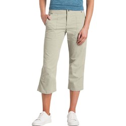 KUHL Splash Kapri Womens Pants- Light Khaki