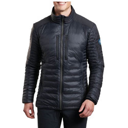 Kuhl Spyfire Mens Insulated Down Jacket - Raven
