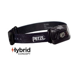 Petzl Tikka 200 Lumen Headlamp - Black