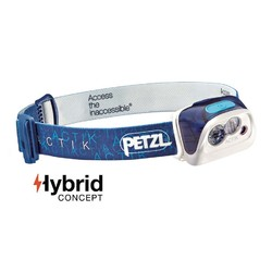 Petzl Actik 300 Lumen Headlamp - Blue