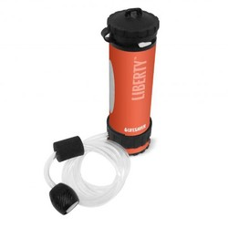 Lifesaver Liberty Portable Water Purifier Orange