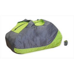 Lonely Planet Ultralight Compact Foldable Duffle Bag - Lime
