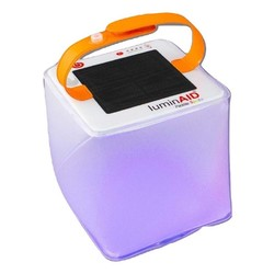 LuminAid PackLite Spectra USB Compact Colour Changing Solar Lantern