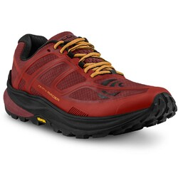 Topo Athletic Mountain Racer Men's Trail Running  Shoes - Red / Orange