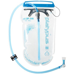 Platypus Big Zip EVO 2.0L Hydration Reservoir - Blue