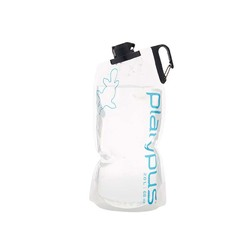 Platypus DuoLock SoftBottle Water Bottle 2L - White