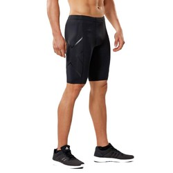 2XU Mens Compression Shorts - Black/Nero