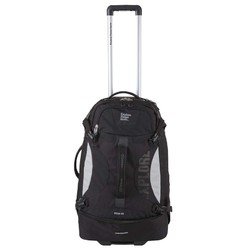 Explore Planet Earth Milan 85L Travel Adventure Roller Pack  - Black