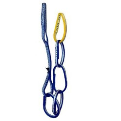 Metolius PAS 22 Personal Climbing Anchor System - Blue/Yellow
