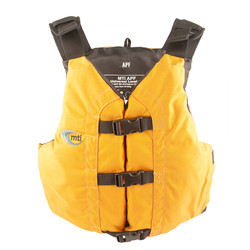 MTI All Person Fit Multifit PFD Life Jacket - Mango
