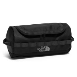 The North Face Base Camp Travel Canister Toiletry Bag - Small - TNF Black