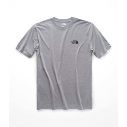 The North Face M S/S Red Box Tee - Tnfmdgyhr/Tnfbk