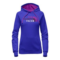The North Face Womens Half Dome Hoodie - TNF Medium Grey Heather/TNF White