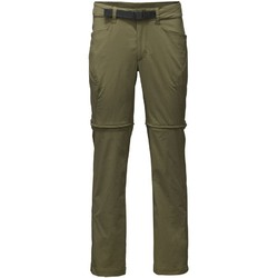 The North Face Mens Paramount 3.0 Convertible Hiking Pants - Burntolivegn