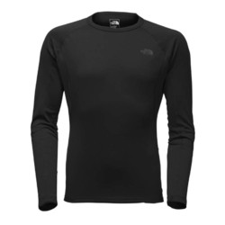 The North Face Mens Warm Long Sleeve Thermal Crew Neck - TNF Black