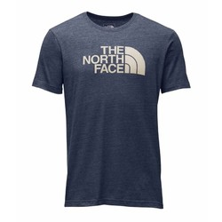 The North Face Mens Triblend Tee - Blue